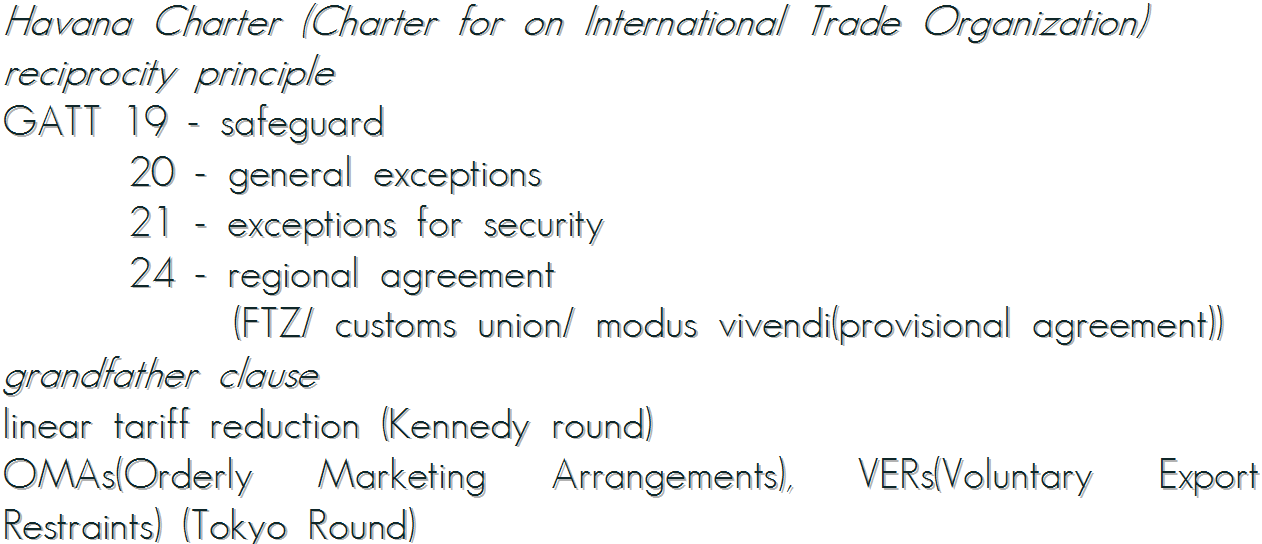 Words Related To International Relations 6
